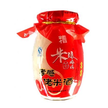 米酿风情 孝感佬米酒 500G