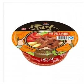 (卖光啦)统一汤达人方便面  罗宋汤面  大碗装  135G