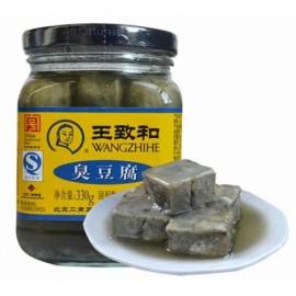 王致和 臭豆腐 大瓶装 330G