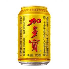 加多宝凉茶 金罐装 310ML