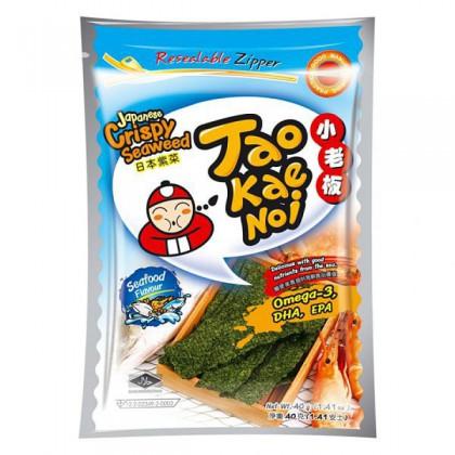 TaoKaeNoi小老板即食紫菜海鲜口味 36G
