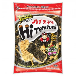 泰国原产TAO KAE NOI 小老板天妇罗  海苔片 香辣味 40G