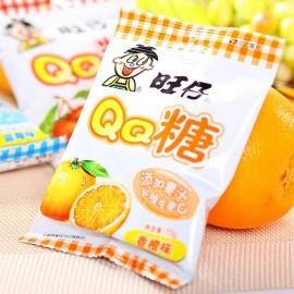旺旺 旺仔QQ糖  香橙味25G