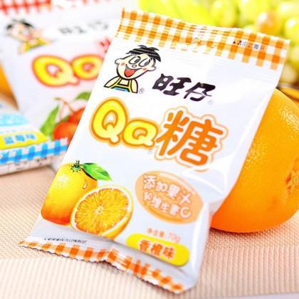 旺仔QQ糖  香橙味25G