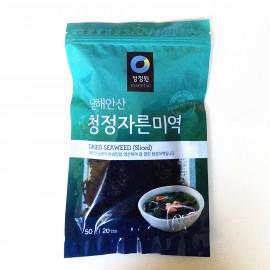 (卖光啦)韩国原产清净园 海带(碎) 煲汤专用 50G