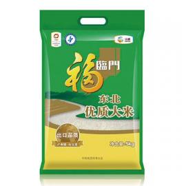福临门  东北优质水晶大米  5KG