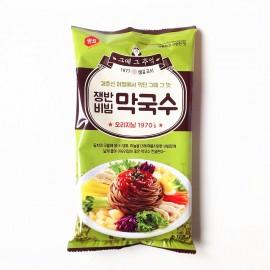 韩国原产SEMPIO 热辣荞麦拌面 126G