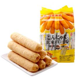台湾原产北田蒟蒻糙米棒  蛋黄味  160G