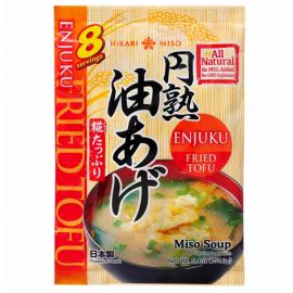 日本原产HIKARI MISO  Enjuku即食豆腐味增汤 8包入