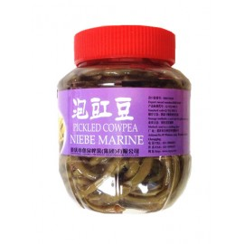 (卖光啦)鱼泉牌  泡豇豆  450G