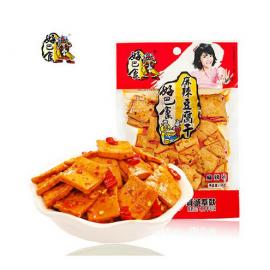 买十赠一  好巴食豆腐干 麻辣味 95G(共11袋)