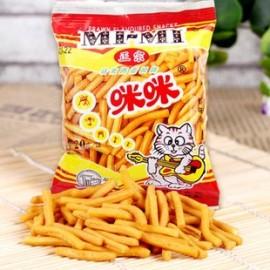正宗马来西亚风味 咪咪虾条 迷你装 20G