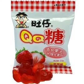 旺旺 旺仔QQ糖 草莓25G
