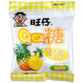 旺旺 旺仔QQ糖 菠萝味23G