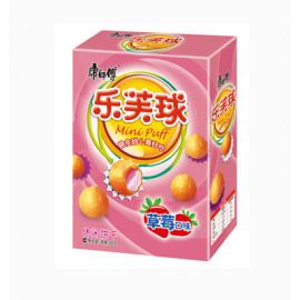 康师傅 乐芙球 草莓味50G