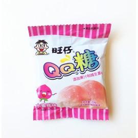 (卖光啦)旺旺 旺仔QQ糖 水蜜桃23G