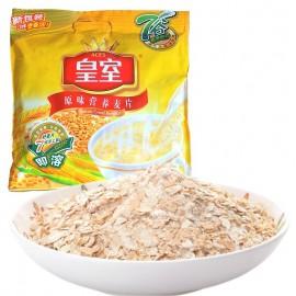 皇室  原味营养麦片  即溶  家庭装  600G