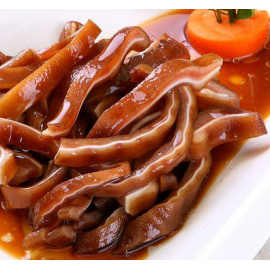 美味卤食卤味 五香猪耳 即食180G