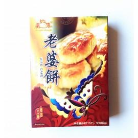美蝶 港澳口味 老婆饼 300G