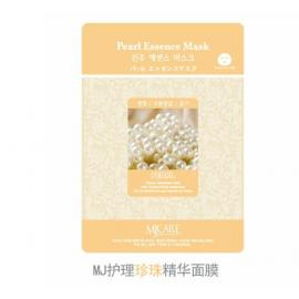 韩国原产 MJCARE 珍珠 精华面膜 独立一片装  23G