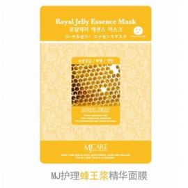 韩国原产 MJCARE 蜂王浆 精华面膜   独立一片装  23G