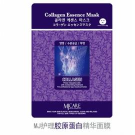 韩国原产 MJCARE 胶原蛋白 精华面膜  独立一片装  23G