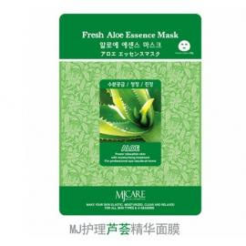 韩国原产 MJCARE 芦荟 精华面膜 独立一片装  23G