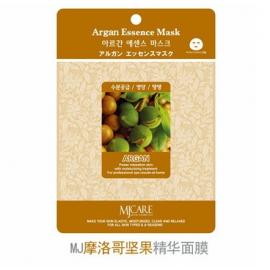 韩国原产 MJCARE 摩洛哥坚果 精华面膜 独立一片装 23G