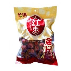 长思牌 大红枣  哈蜜大枣  454G