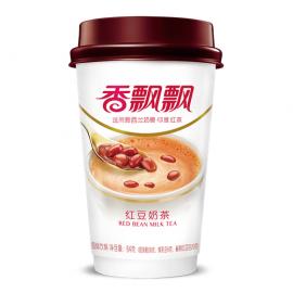 (卖光啦)香飘飘美味系列 红豆奶茶 64G