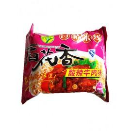 稻花香过桥米线 酸辣牛肉味 108G