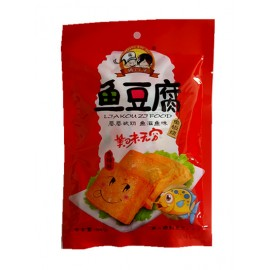 俩口子鱼板烧  鱼豆腐  香辣味 100G