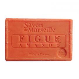 SAVON DE MARSEILLE 100G-FIGUE AMANDE