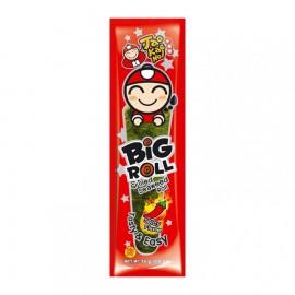 泰国 小老板即食海苔  微辣大卷3.6G