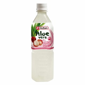 韩国A+ HOSAN 荔枝 芦荟汁汁 500ML