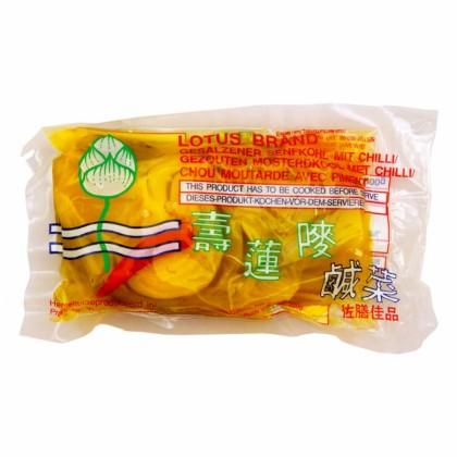 优质酸菜  微辣 350G