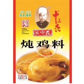 王守义十三香  炖鸡料  24G