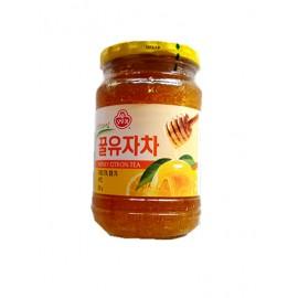 韩国原产 OTTOGI不倒翁蜂蜜柚子茶 500G