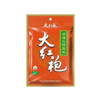 大红袍清油火锅底料150G