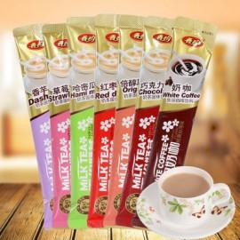 (卖光啦)香约奶茶  草莓味 22G