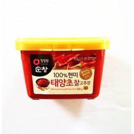 韩国原产 清净园 淳昌 辣椒酱 500G