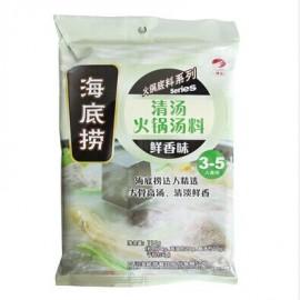 (卖光啦)海底捞清汤火锅调料 110G