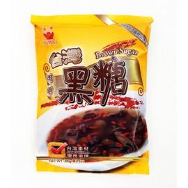 (卖光啦)台湾原产金宝  精选黑糖  300G