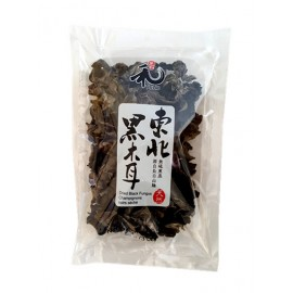 Champignons noirs séchés naturels YUANHE 85G