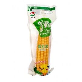 (卖光啦)绿色食品黄羊河 糯玉米(已熟) 250G