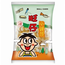 (卖光啦)旺旺 旺仔小馒头 105G