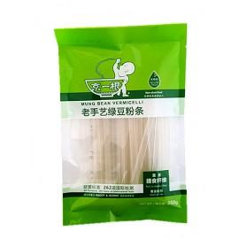 京一根 老手艺绿豆粉条(宽) 200G