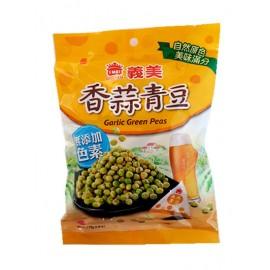 台湾热销义美 香蒜青豆 实惠装 178G