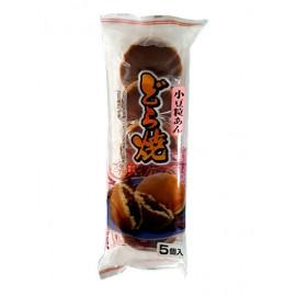 日本原产日吉製菓 铜锣烧红豆 300G