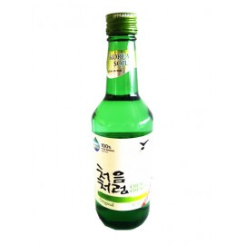 韩国CHUM CHURUM 初飲初樂烧酒 17度 360ML